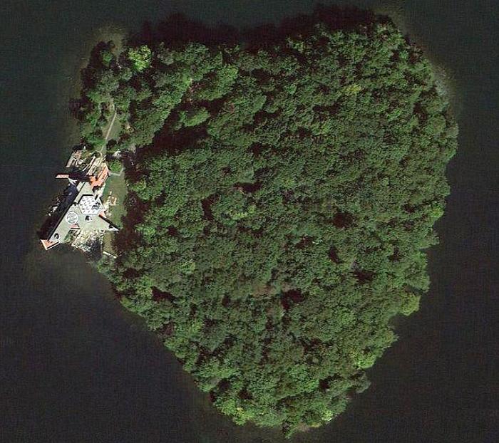 Petra Island: Das Geschenk von Angelina Jolie an Brad Pitt